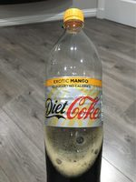 Coca cola light Mangue - Produit - fr