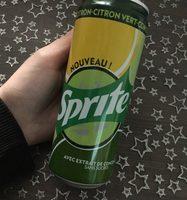 Soda 0% sucre saveur concombre, citron et citron-vert - Produit - fr