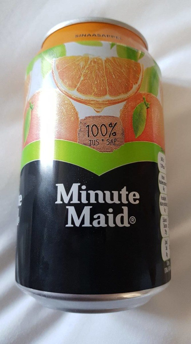 Minute maid orange - Product - fr