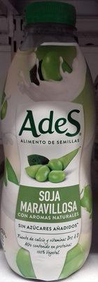 Soja Maravillosa AdeS - Producto - es