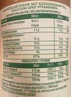 Amazing Almond - Información nutricional - es