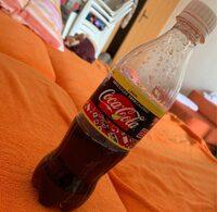Coca cola citron - Prodotto - fr