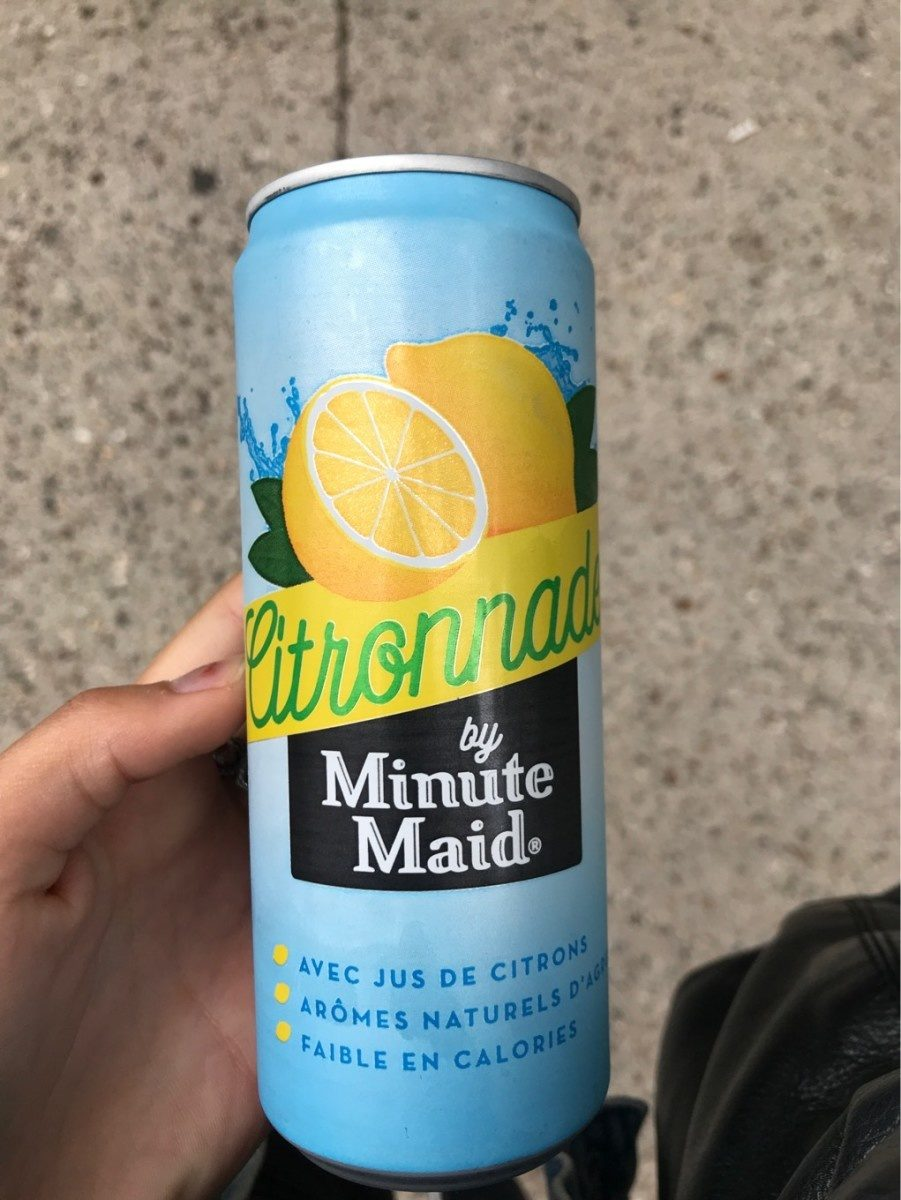 Citronnade - Product - fr