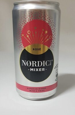 Nordic mixer rosé - Product
