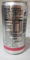 Nordic mixer rosé - Nutrition facts