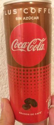 Coca Cola Plus Coffee - Product
