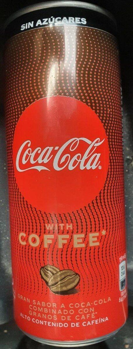 Cocacola coffe - Produit - fr