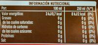 Coca Cola Plus Coffee - Nutrition facts