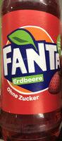 Fanta Erdbeere - Produit