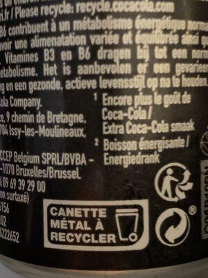 Caricamento… - Instruction de recyclage et/ou informations d'emballage - fr