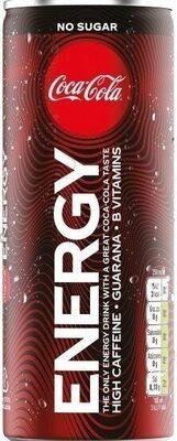 Energy - Boisson gazéifiée aromatisée - Product - en