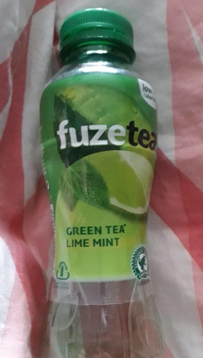 FuzeTea green tea lime mint - Produit