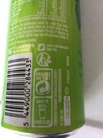 Thé citron vert et menthe - Instruction de recyclage et/ou informations d'emballage - fr