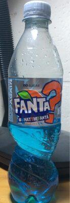 What the fanta ? (Bleu) - Product - fr
