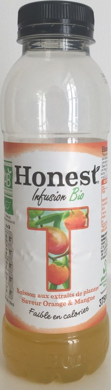 Honest Infusion Bio - Product - fr