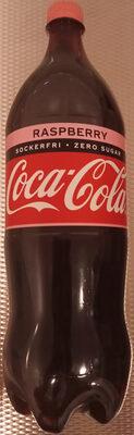 Coca-Cola Zero Sugar Raspberry - Prodotto - sv