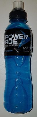 Powerade goût Ice Storm - Producte - fr