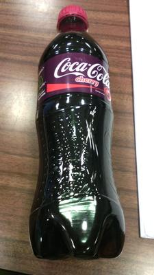 Coca-Cola cherry - Prodotto