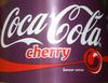 Coca Cola Cherry saveur Cerise - Produit