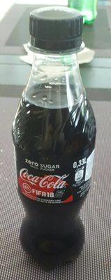 Coca Cola Zero - Producto - de