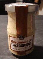 Mayonnaise de Luxembourg - Product - fr