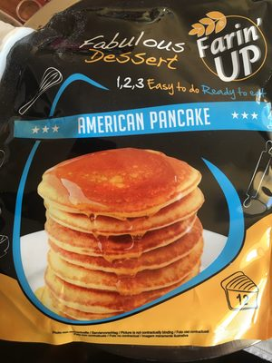 American Pancake - Produit - fr