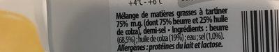 Demi-sel - Ingredienti - fr