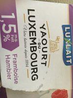 Yaourt du Luxembourg - Prodotto - fr