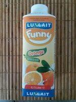 Funny Orange 0.75L - Produit - fr