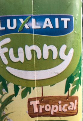 Funny tropical - Product - fr