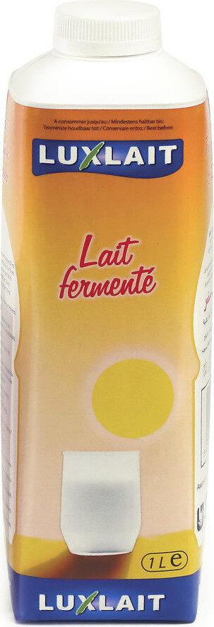 Lait fermenté - Product - fr