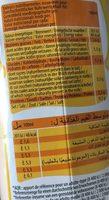 Lait fermenté - Voedingswaarden