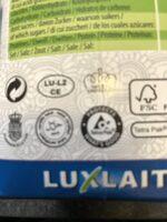 Kefir - Istruzioni per il riciclaggio e/o informazioni sull'imballaggio - fr