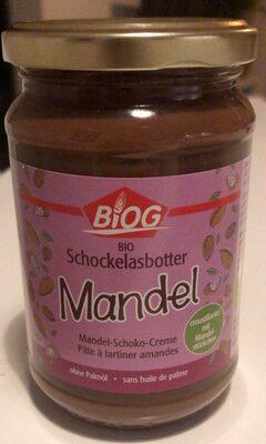 Schockelasbotter Mandel - Produkt - de