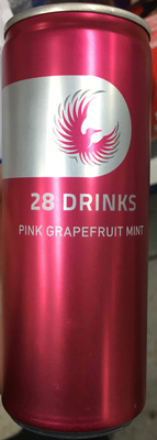 Pink Grapefruit Mint - Product