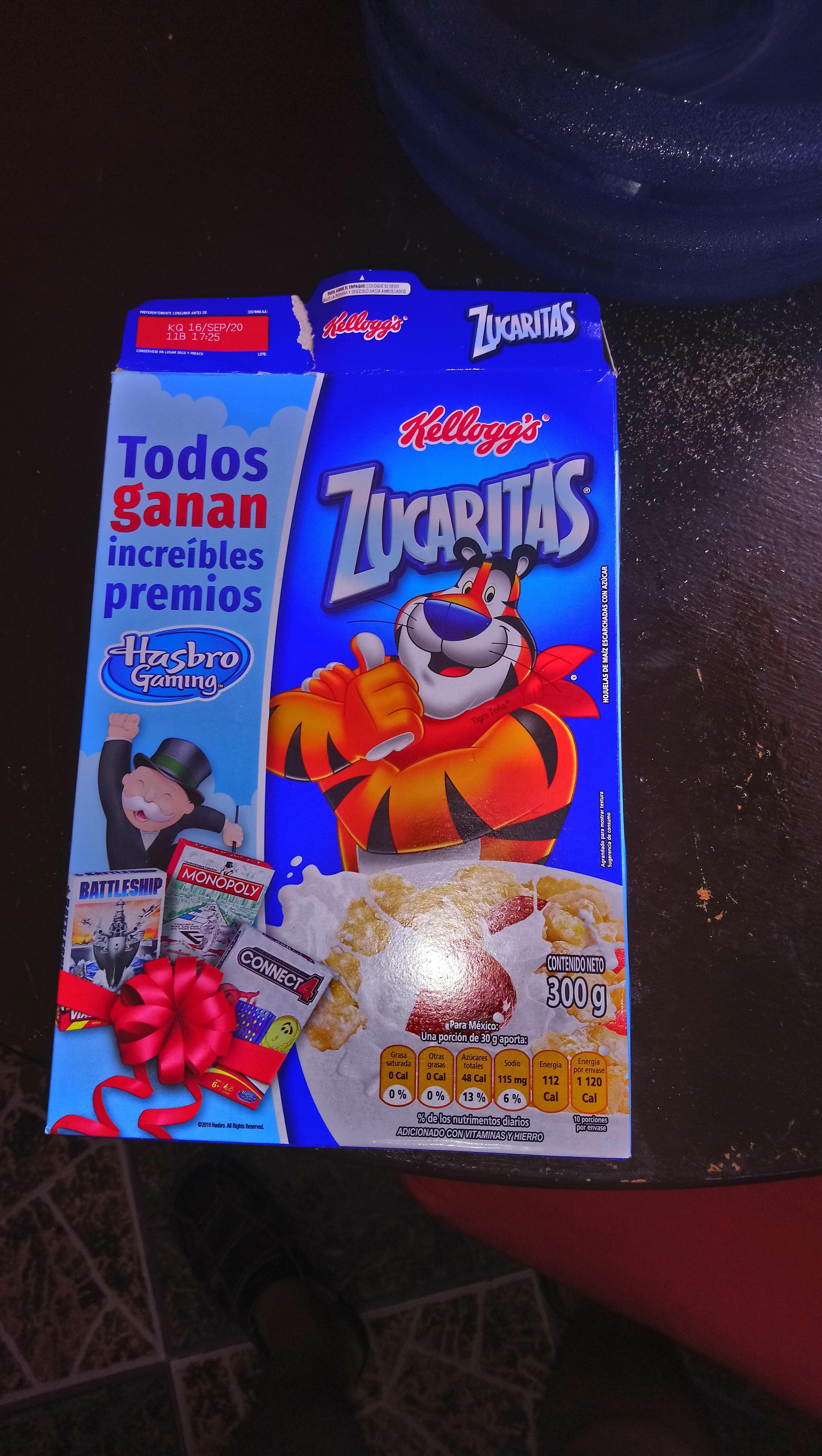 zucaritas - Product