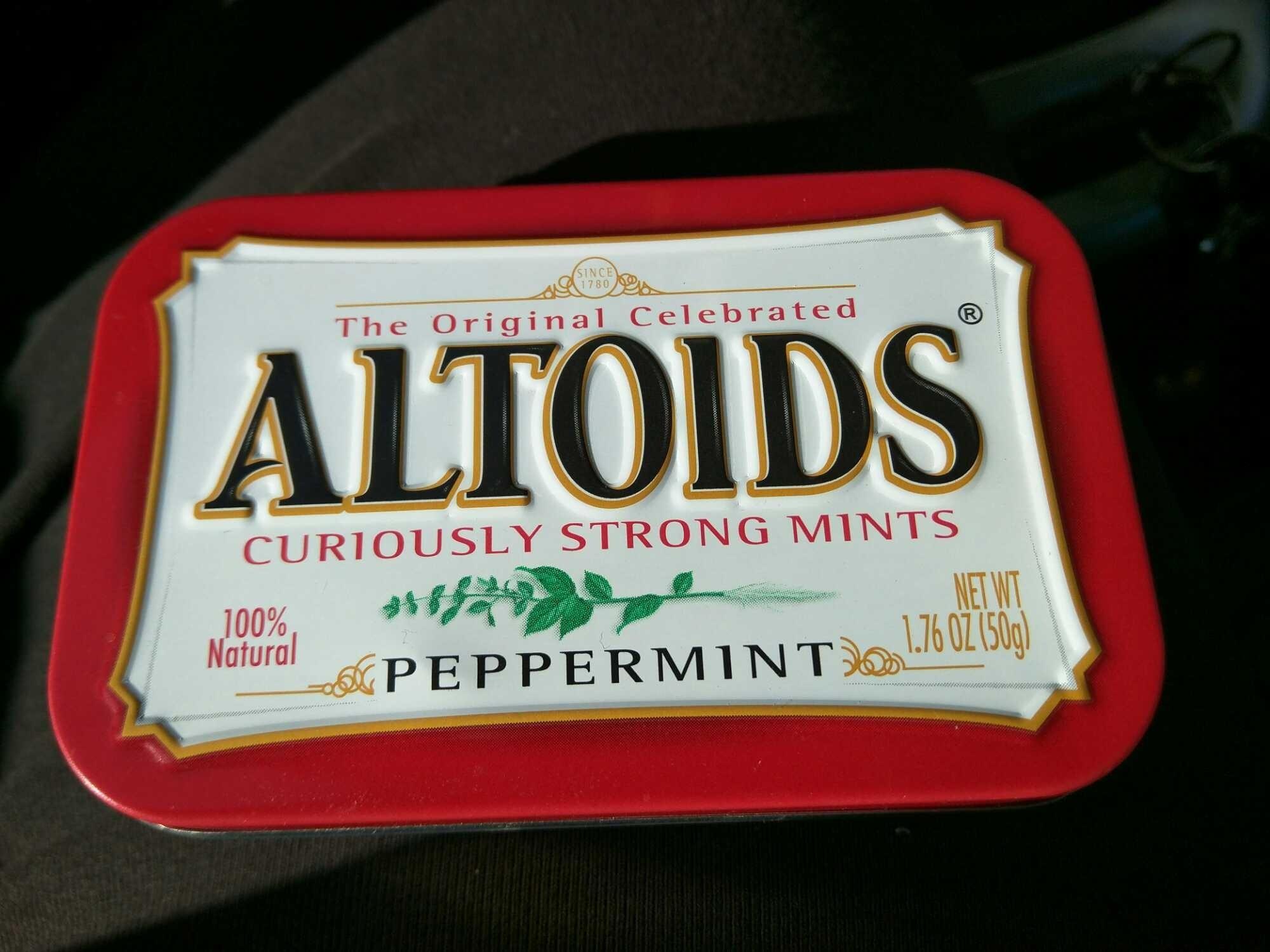 Altoids - Produit