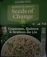 Seeds of change - Produkt - fr