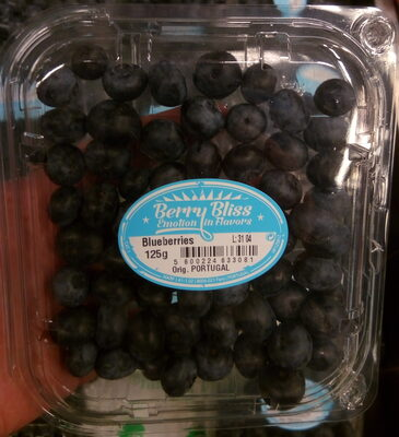 Berry Bliss Blueberies - Product - sv