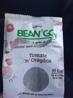 snack grão de bico crocante - Produto - pt