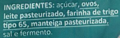 Bolos Levedos - Ingrediënten