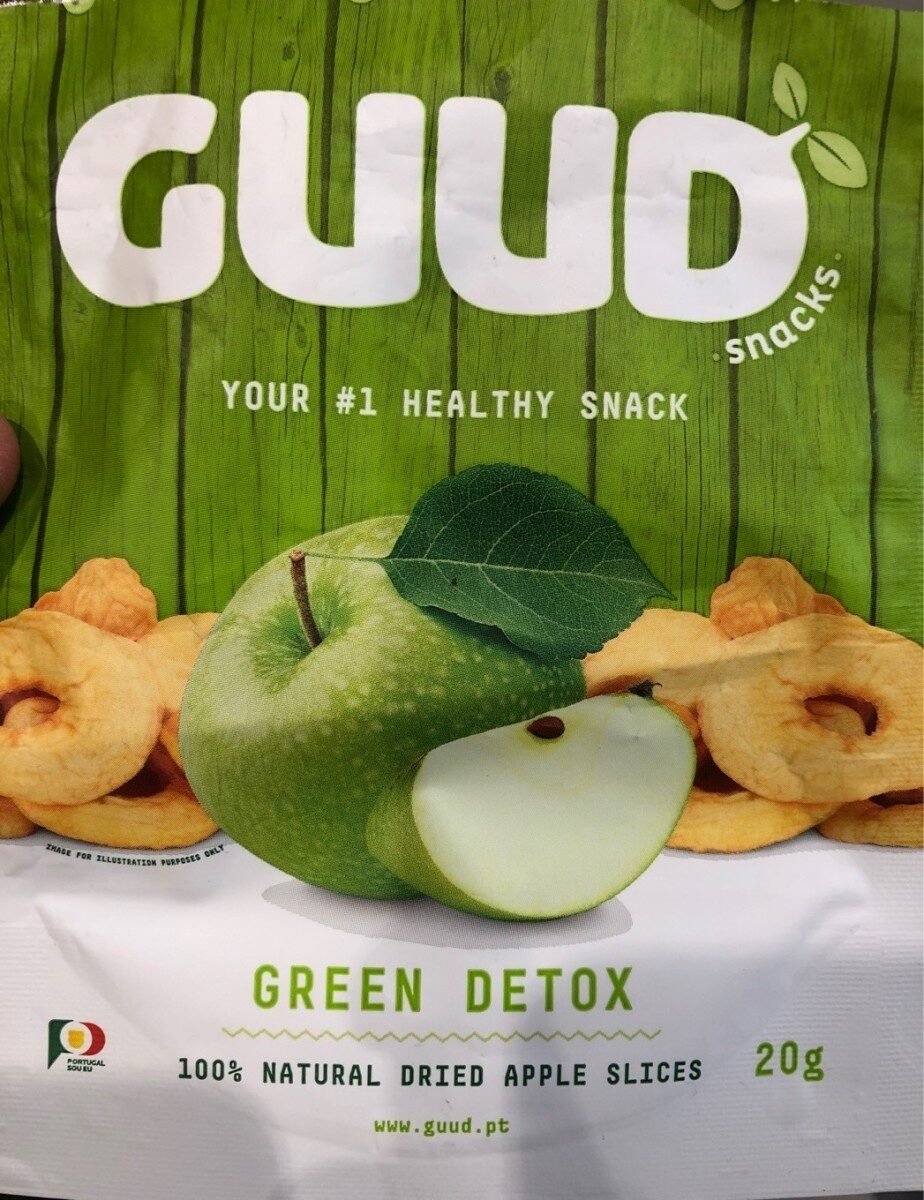 Guud Green detox - Product