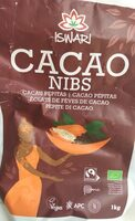 Cacao nibs - Product - fr