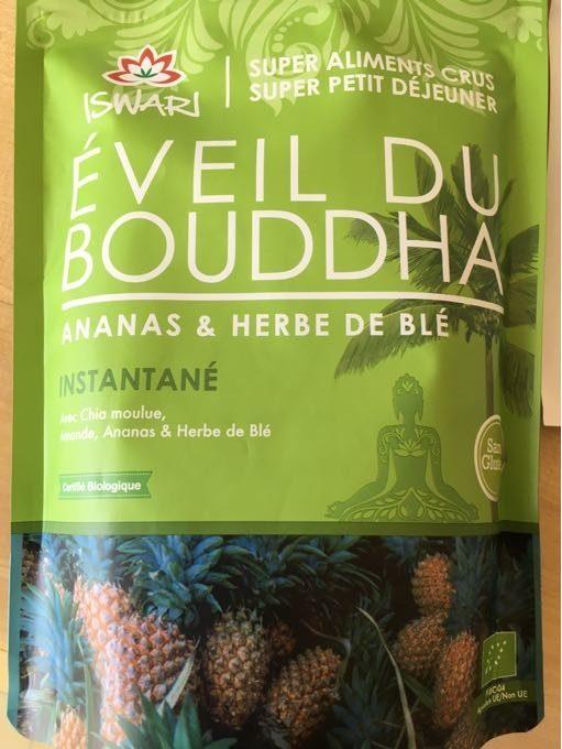 EVEIL DU BOUDDHA ANANAS & HERBE DE BLÉ - Produit