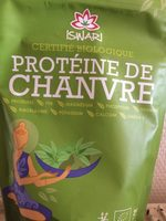 PROTEINE DE CHANVRE POUDRE SANS GLUTEN - Product - fr
