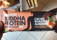 Buddha protein organic vegan bar - Product - fr