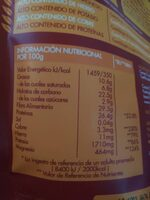 Cacao crudo - Ingrédients - es