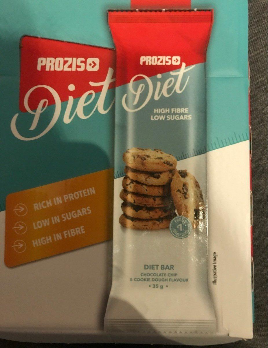 Diet bar - Produit - fr