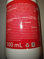 Aloe vera liquide - Ingredientes - es