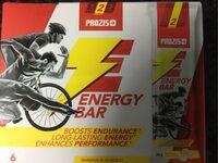 Prozis Energy Bar - Producte